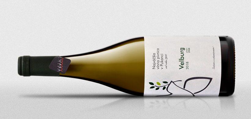 Velburg - Najväčšia vínna pivnica v Pukanci