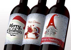 Povedz to vínom - vianoce