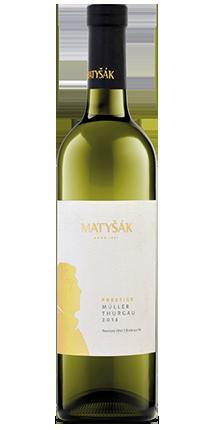 Müller Thurgau - Víno Matyšák