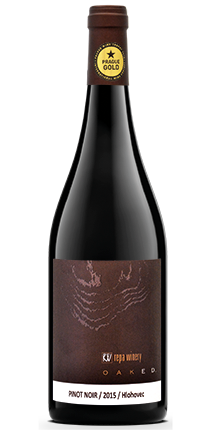 Repa Winery - Pinot Noir Oaked 2015
