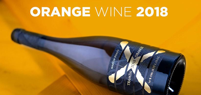 Mavin, orange wine