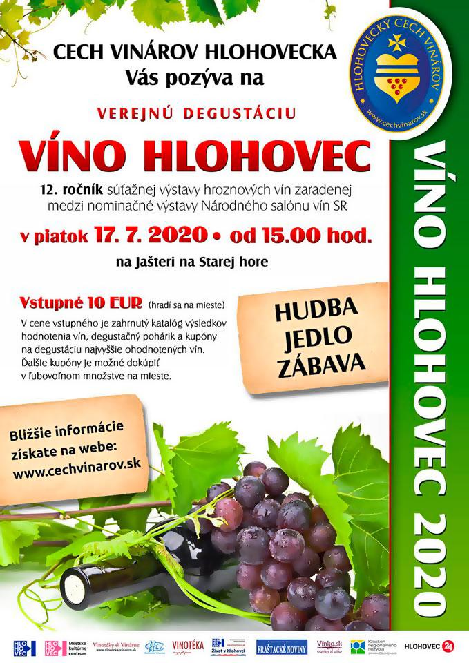 Víno Hlohovec