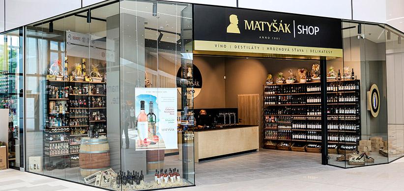 Matyšák Shop