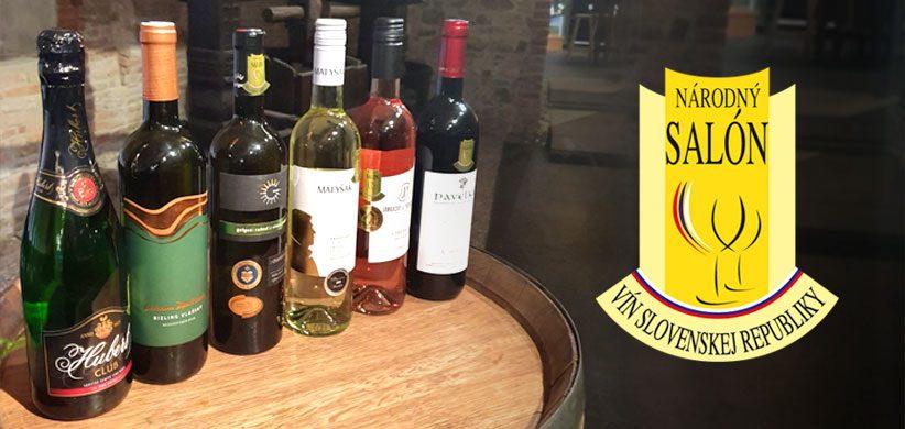 Národný salón vín SR