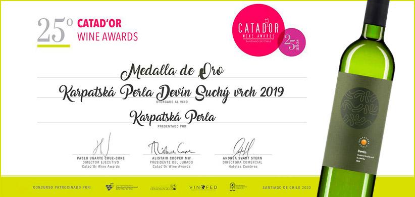 Karpatská Perla, Devin 2019