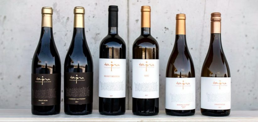 Víno Tajna
