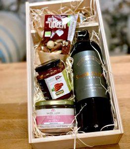 Zámocké vinárstvo - Valentínsky balíček