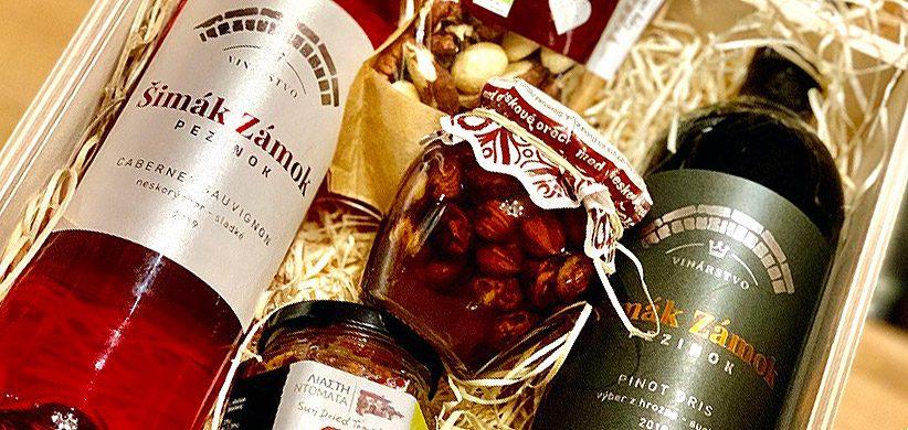 Zámocké vinárstvo - valentín
