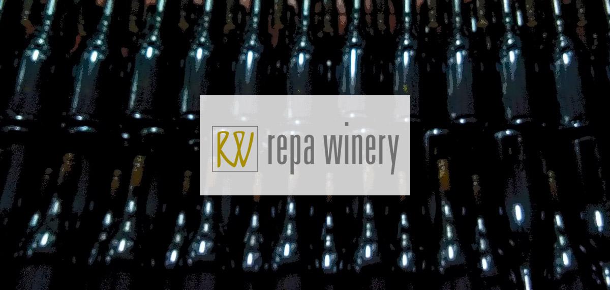 Repa winery, pinot 2018