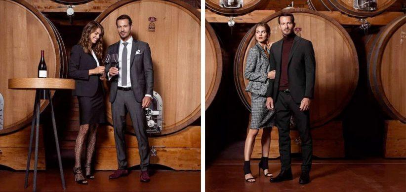 Víno a móda