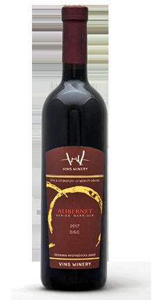 Vins Winery, alibernet 2017