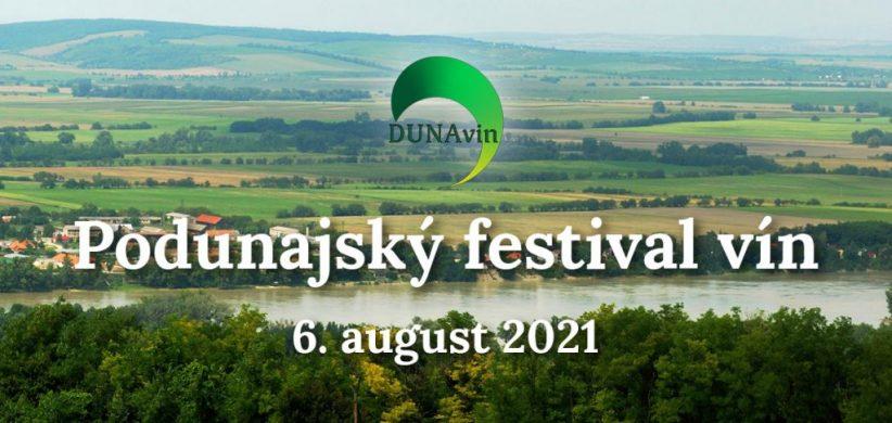 Podunajský festival vín